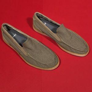 Men's Clarks Slip On Loafers Shoes 10